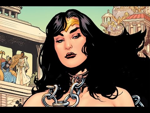 Wonder Woman Earth One Volume 1 Review