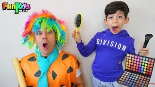 Jason Pretend Play Hair Dress Up with Make Up Toys