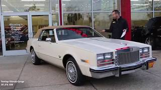 '84 Oldsmobile Toronado for sale with test drive, driving sounds, and walk through video