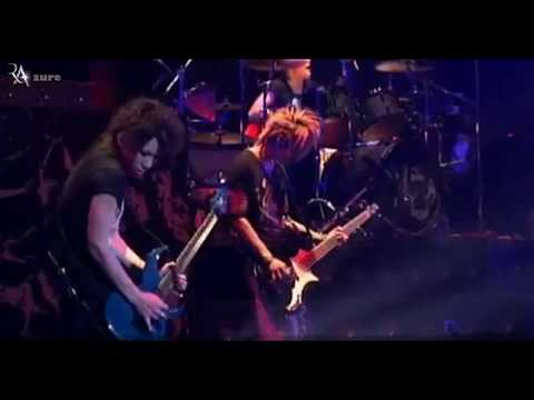 the GazettE - Cassis [LIVE] [With Lyric]