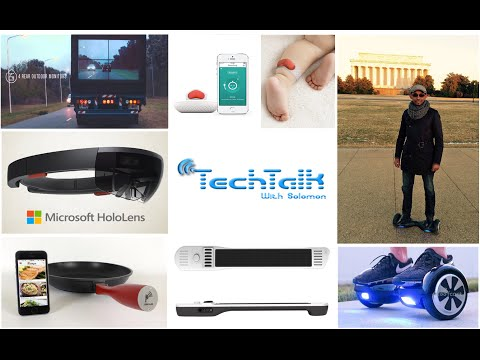 S7 Ep.13 - 6 Best Innovations Of 2015 - TechTalk With Solomon