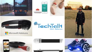 6 Best Innovations of 2015 - TechTalk With Solomon