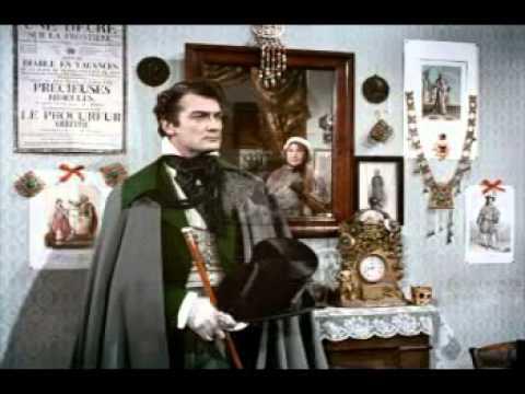 le comte de monte cristo avec jean marais