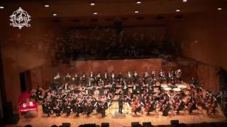 George Gershwin - Rhapsody in Blue - China Hong Kong Youth Symphony Orchestra