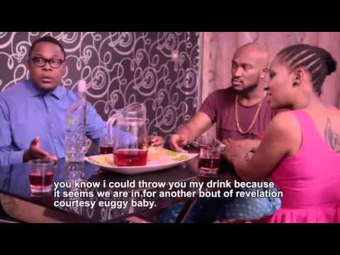 "Blossom Chukwujekwu Unmasked Femi Jacob's Wife  In "" The Visit""[1/4]"