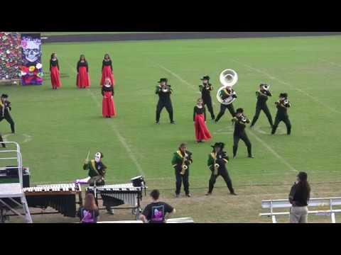 Eastern Randolph High School Marching Band 9/29/2018