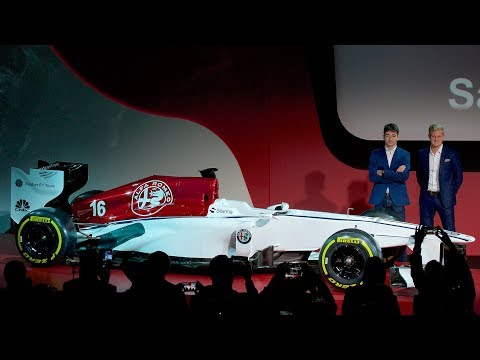 Alfa Romeo Returns to Formula 1 - Press Conference (Italian / English - See description)