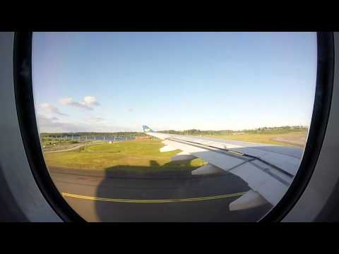 Airbus A330-343 Thomas Cook Scandinavia Takeoff Arlanda Stockholm