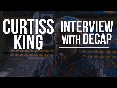 Music Producer DECAP Talks Sound Design + Placements With Curtiss King