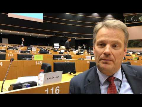 Interview with MEP Hannu Takkula about agricultural organic products