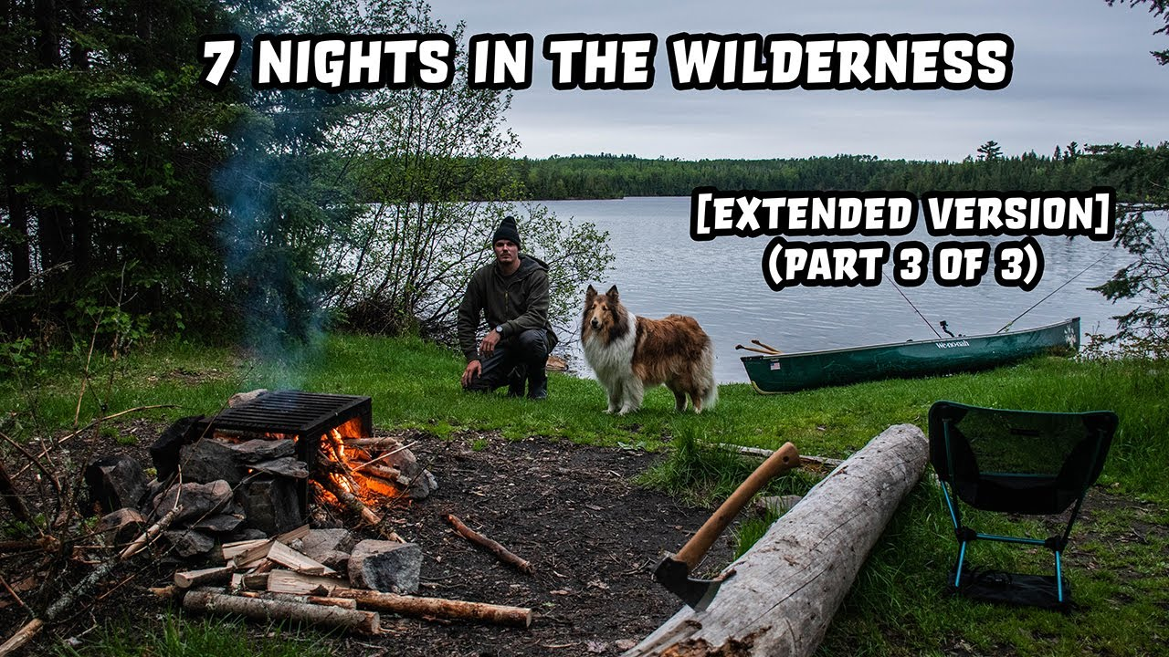 Download 7 Night Wilderness Camping Adventure With My Dog [EXTENDED VERSION] (Part 3 of 3)