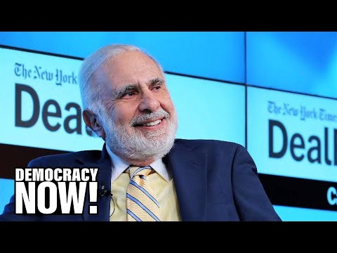 Full Interview: Billionaire Carl Icahn Resigns as Trump Adviser After Reaping Millions
