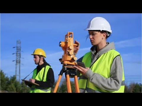 Surveying And Mapping Technician Career Video