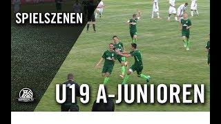 AS Rom U19 - SV Werder Bremen U19 (EMKA RUHR-CUP 2017)