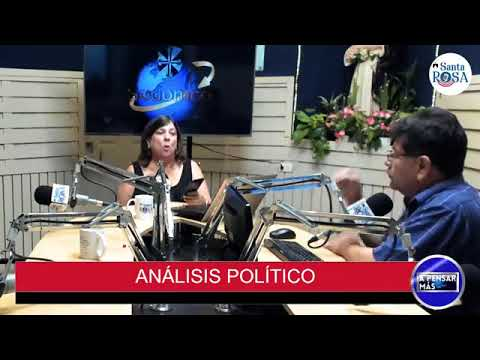 'A PENSAR MÁS CON ROSA MARÍA PALACIOS' 31-01-2018