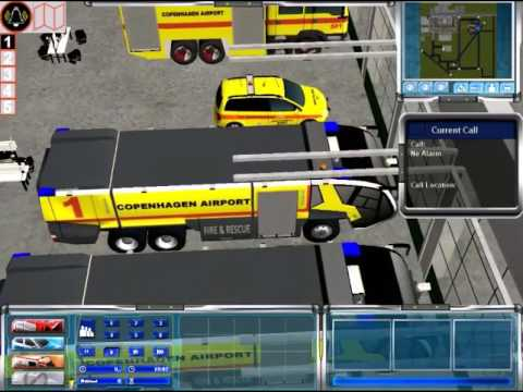 EMERGENCY 4 Copenhagen Airport Mod { C }