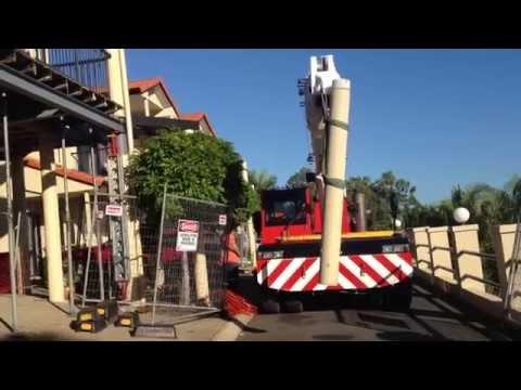 How To - Repair Broken Structural Concrete Column 5 Http://www.bjconstruct.com.au