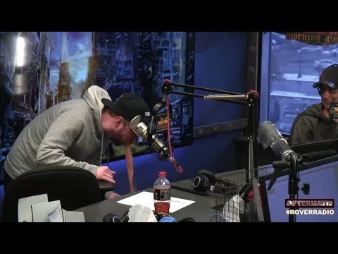 Download Nadz pukes after smelling Jeffrey's breath on The Aftermath