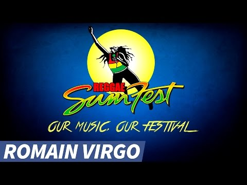 Romain Virgo at Reggae Sumfest 2016 (Full Perfomance)