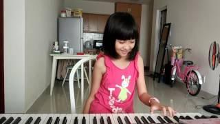 Đánh Bài Bốn Phương Trời Bằng Đàn Organ