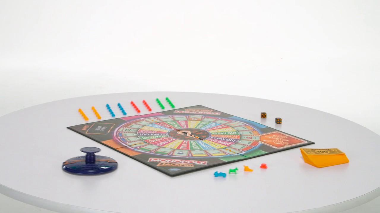 Monopolio Casino Hasbro Youtube