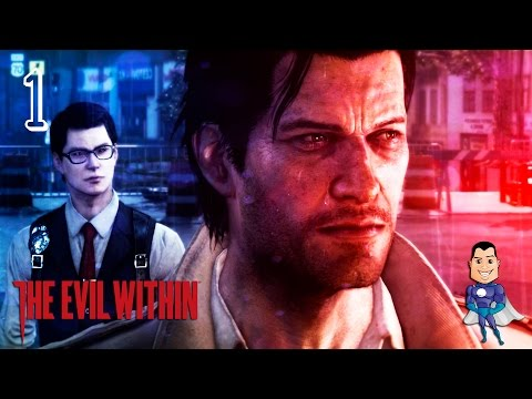 The Evil Within - Capitulo 1 - PASANDO MIEDO ! Let's Play en Español HD 1080p
