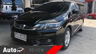 2017 Honda City 1.5E - Used Car Review (Philippines)