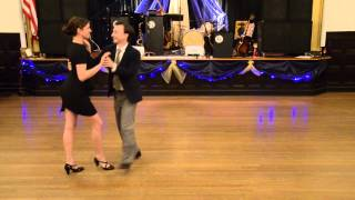 CalBal Classic 2014 - Open Jack & Jill Competition Finals