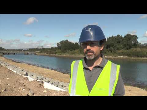Award Winning Coastal Defence Project Launches In Portsmouth