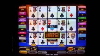 My Greatest Video Poker Hands