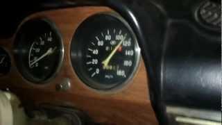 Lada 2103 16v 0-100 km/h