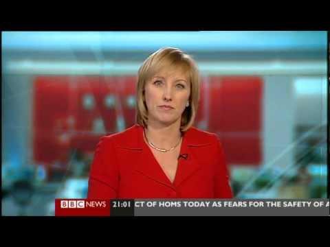 Martine Croxall.   BBC News  - 03.March.2012.