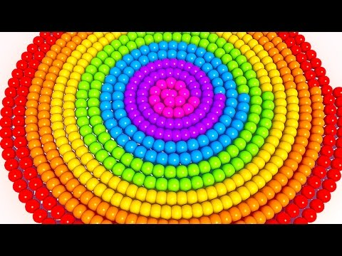 Thumbnail: Learn Colors with 3D Spiral Ice Cream for Kids and Children