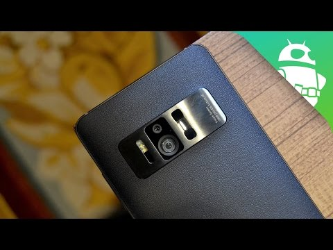 Asus ZenFone AR Hands-On at CES 2017!
