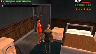 Приключения и секс с девушкой [SAMP, Advance-RP ]