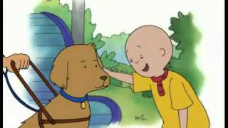 Caillou Videos Channel  - Caillou Dog with Jobs