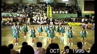1995 DLSZ Intrams Opening: Juniors