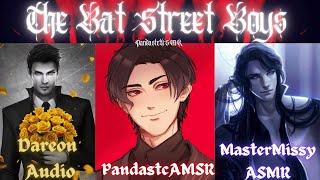 Backstage with the Bat Street Boys [MMM4F] • [Group Vampire Feeding]