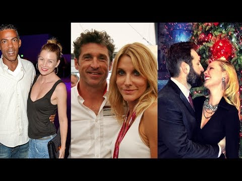 Grey's Anatomy ... and their real life partners