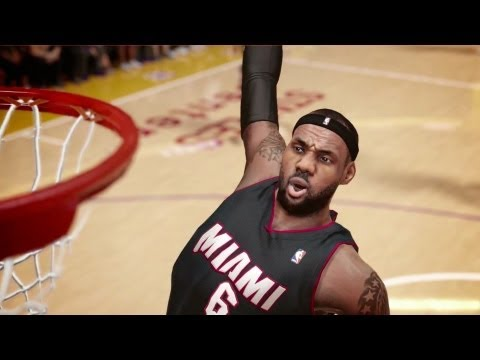 NBA 2K14 - Next Gen E3 Reveal