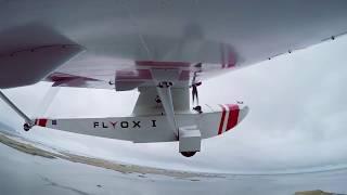 Беспилотник Flyox I  Singular Aircraft | Первый полет