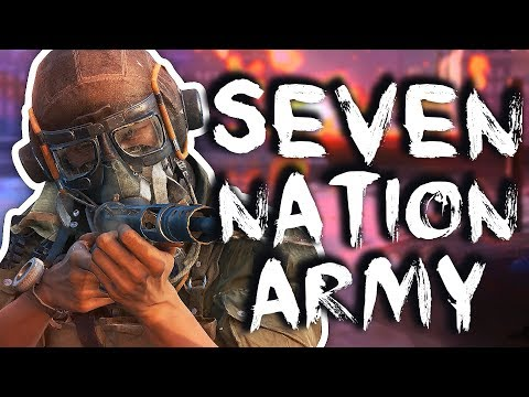 BF5 Song - Seven Nation Army With Only Battlefield 5 Sounds