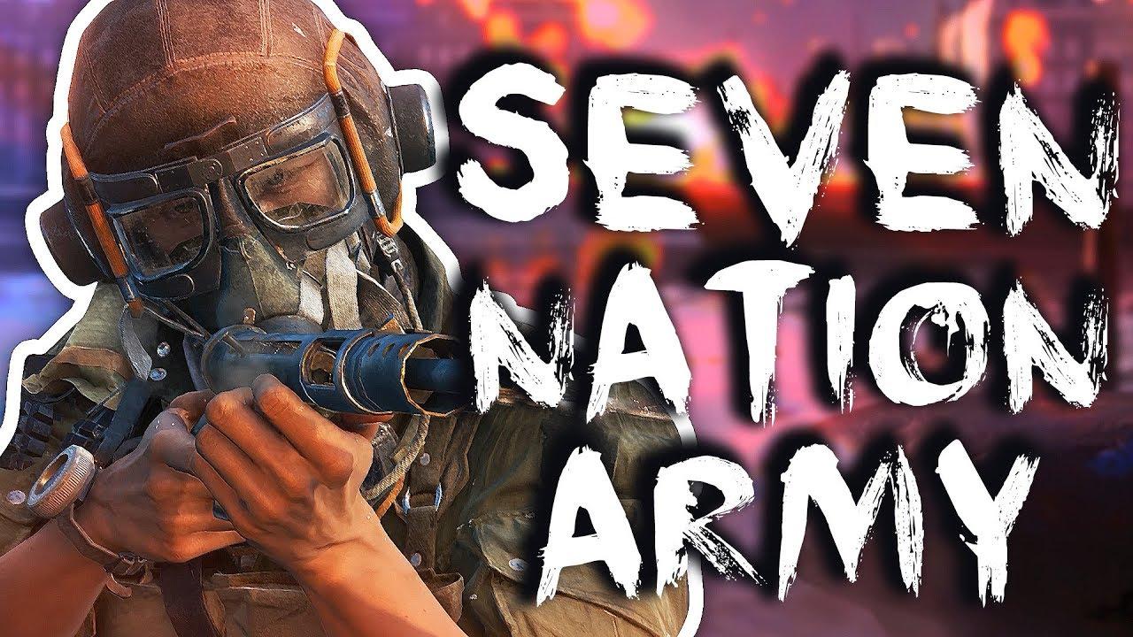Геймер сделал ремейк известной песни с помощью звуков из Battlefield 5