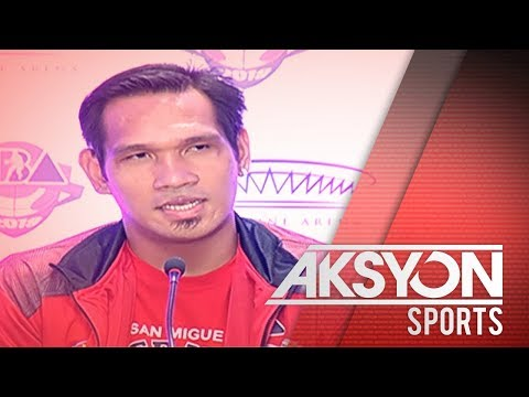 June Mar Fajardo, nasungkit ang PBA-record 5th MVP award
