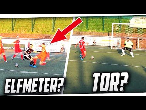 Wieder ELFMETER? Krasses Kreisliga Spiel ft viele Tore, Torchancen & mehr! PMTV