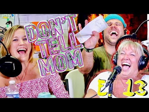 The REAL Birth Story ft. Grandberry! Never Before Heard Stories - Dont Tell Mom: e. 13