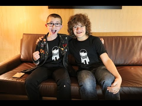 Gaten Matarazzo of STRANGER THINGS on his childhood fear ...