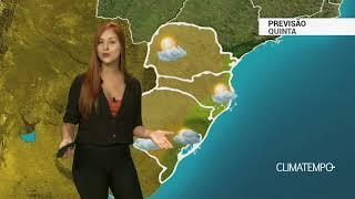 Previsão Sul - Amanhecer mais fresco