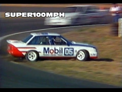 1986 Sandown ATCC R3, The Rise Of The Turbos (SUPER100mph)
