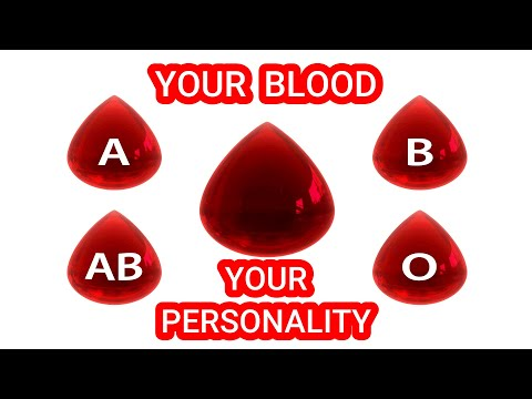 Blood Type - What Does Your Blood Type Reveal About Your Personality